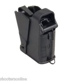 I just bought this and love it. UpLULA Ruger Mag Loader – 9mm to 45ACP Maglula Uplula Pistol Speed Magazine Loader. Loads all* 9mm Luger, 10mm, .357 Sig, 10mm, .40, and .45ACP cal Rugar . you can see what others said about it here http://bridgerguide.com/uplula-ruger-mag-loader-9mm-to-45acp-maglula-uplula-pistol-speed-magazine-loader-loads-all-9mm-luger-10mm-357-sig-10mm-40-and-45acp-cal-rugar/