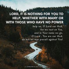 2 Chronicles 14:11