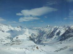 Stubaier Gletscher in Neustift, Tirol