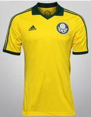 Camisa Adidas Palmeiras 1914-2014 s/nº - Centenário - Mundo Palmeiras