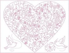 These free Valentines coloring pages are perfect for class