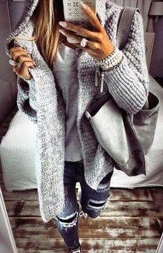 fall style | cozy winter style