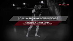 5 Essential Muay Thai Fake Setups | Evolve University