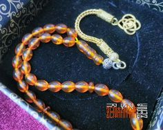 Turkish Craftsman hand made, poland amber rosary. Just 120 TRY.