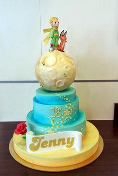 Le Petit Prince Cake - Cake by simonelopezartist
