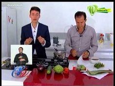 Como hacer de la cocina una farmacia (Jorge E. Rojas-Santiago Rojas) - 26-NOV-2014 - YouTube