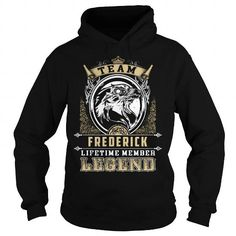 FREDERICK, FREDERICKBIRTHDAY, FREDERICKYEAR, FREDERICKHOODIE, FREDERICKNAME, FREDERICKHOODIES - TSHIRT FOR YOU