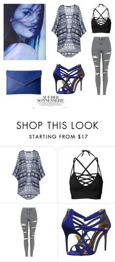 """""""Walking"""" by valeriya-suvorova on Polyvore featuring мода, Topshop, Ted Baker и Rebecca Minkoff"""