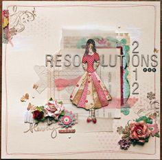 Resolutions for 2012 - Carmem Lucia Calvo