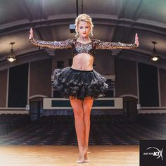 Chloe Lukasiak for Just for kix Chloe Lukasiak is a talented dancer, a beautiful girl, and my inspiration.
