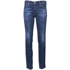 ADRIANO GOLDSCHMIED Prima skinny jean ($225) ❤ liked on Polyvore