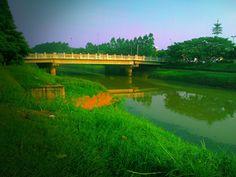 Bridge at BKT