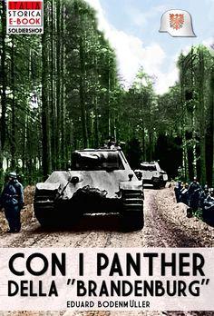 """Cover title: Con i Panther della """"Brandeburg"""" - Italia Storica Ebook"""