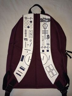 Twenty One Pilots Stressed Out Backpack from TwentyOneBackpacks on Etsy. Shop more products from TwentyOneBackpacks on Etsy on Wanelo.