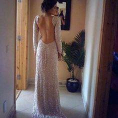 dress sequin dress prom dressback dresses 2014 prom dresses long open back dress open back dress glitter