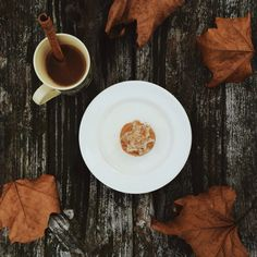 Apple cider & pumpkin muffin | VSCO Cam