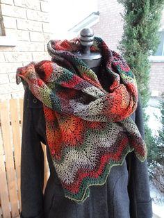 Crochet with Noro Yarn