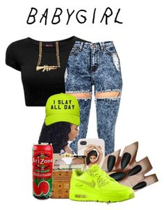 """""""untitled #14"""" by yani122 ❤ liked on Polyvore featuring NIKE"""