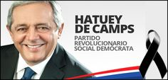 En fiera batalla cae vencido por el cáncer emblemático líder político Hatuey De…