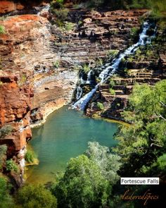 Karinjini National Park in Australia! Beautiful...