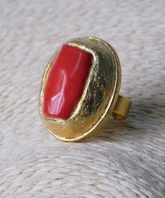 Δαχτυλίδι με Κόκκινη Χάντρα Fashion Boutique, Gemstone Rings, Gemstones, Jewelry, Products, Jewlery, Gems, Jewerly, Schmuck