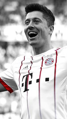 Robert Lewandowski, I Robert, Captain Jack, Football Players, Street Styles, How To Look Better, Anna, Soccer, Colour