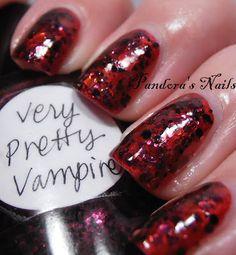 Lynnderella Very Pretty Vampire over a-england Perceval