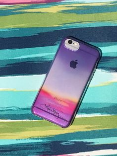 67527bea71a6 Get The Look  Stylish tech accessories - Purple Ombre iPhone7 case Iphone 7  Cases