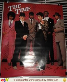 the time 1982