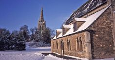 Oakham Castle in the snow Beautiful Rutland - Home to our HQ ; Rutland Water, Uk Homes, Snow Scenes, Places Of Interest, English Countryside, Rest Of The World, Cathedrals, Swings, The Great Outdoors