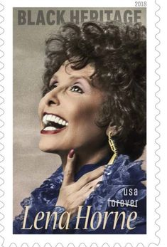 Postal Service on Tuesday honored legendary performer and civil rights activist Lena Horne as the honoree in its Black Heritage stamp series during a first-day-of-issue ceremony at Peter Norton Symphony Space in New York City. Lena Horne, Black History Month, Civil Rights Activists, Postage Stamp Art, African American History, Native American, Black Girl Magic, History Facts, Poster