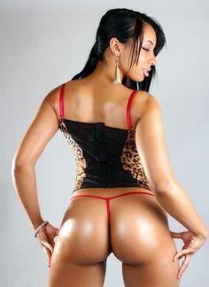 Ebony sexy hot