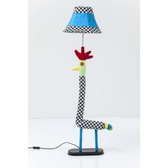 Floor Lamp Chicken Checker - KARE Design