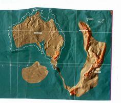 OM OD: Las Profecias Climaticas de Scallion: El Futuro Mapa del Mundo