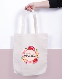 This Spring Day, inspire a loved one to have lots of fun under the sun with a springtime gift idea like a floral tote bag gift. Have them feel free to grab all their on-the-go essentials and hit the road living their best spring time life in convinience and style. Tote Bags Online, Floral Tote Bags, Personalized Wine, Spring Day, Cool Gifts, Reusable Tote Bags, Party Gifts, Essentials, Stuff To Buy