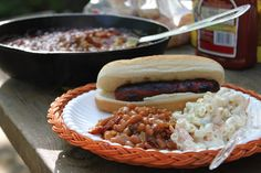 Bo's Bowl: Southern BBQ Baked Beans