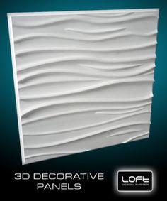 Loft-3D Dekor-27 falpanel - LOFT DESIGN SYSTEM PANELEK - - A legújabb trend a belsőépítészetben! - WallArt, Loft Design, Kerma 3D Falpanel és falburkolat Webáruház