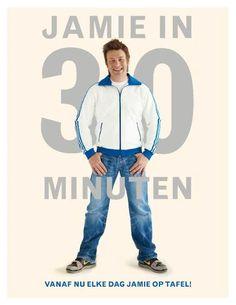 Boek cover Jamie in 30 minuten van Jamie Oliver
