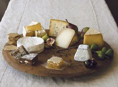 The Blushing Hostess Entertains: Good wine, good cheese and good friends is a sure bet for a perfect night.
