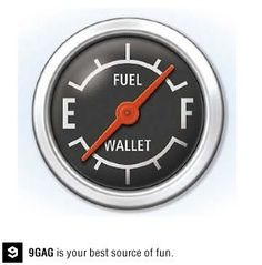 fuel vs. wallet