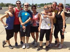Some of our staff at The Bike Ride for Amy Dentistry, Amy, Bike, Bicycle, Bicycles, Dental