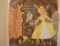 Cinderella illustrated by Retta Scott Worcester- this is what my cinderella book looked like as a child