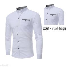 Shirts Classy Solid Satin Cotton Men's Casual Shirt Fabric: Satin Cotton Sleeves: Full Sleeves Are Included Size: M- 38 in L- 40 in XL- 42 in Length: Up To 26 in Type: Stitched Description: It Has 1 Piece Of Men's Casual Shirt Pattern: Solid Country of Origin: India Sizes Available: M, L, XL   Catalog Rating: ★4 (415)  Catalog Name: Men's Partywear Satin Cotton Casual Shirts Vol 3 CatalogID_57625 C70-SC1206 Code: 654-520923-0411
