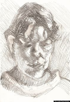 Find the latest shows, biography, and artworks for sale by Lucian Freud. Lucian Freud is considered one of the most important figurative painters of the Lucian Freud, Artist Art, Artist At Work, Gouache, Character Art, Character Design, Artist Biography, David Hockney, Dibujo