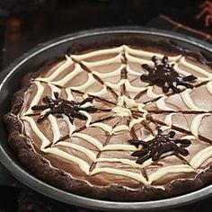 Torta di Halloween al cioccolato, la ricetta golosissima