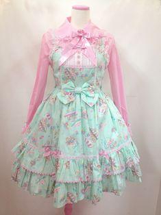 Kawaii fashion Lolita dress