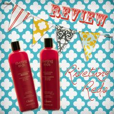 Riveting Reds Shampoo Review - Red Hair Care | THIS LEXINGTON LIFE