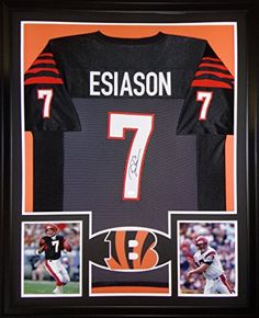 huge discount 84207 ac9ee Pin by Mister Mancave on Football Framed Jerseys | Framed ...