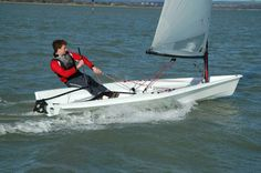 The RS Aero will be unveiled at the RYA Suzuki Dinghy Show in London this weekend