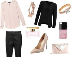 Rosa Business Look